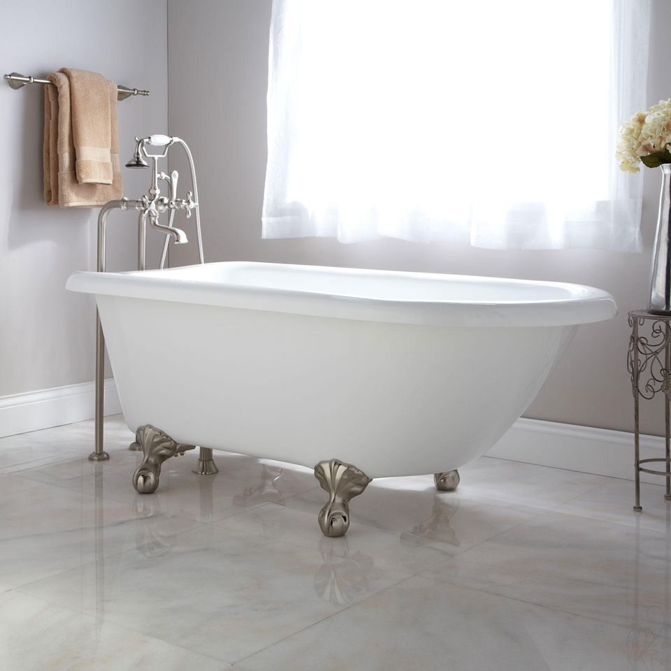 pedestal hotel slipper htm p tub collection thick single sing