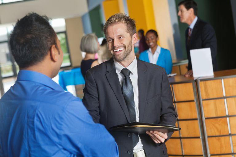 job fair introduction