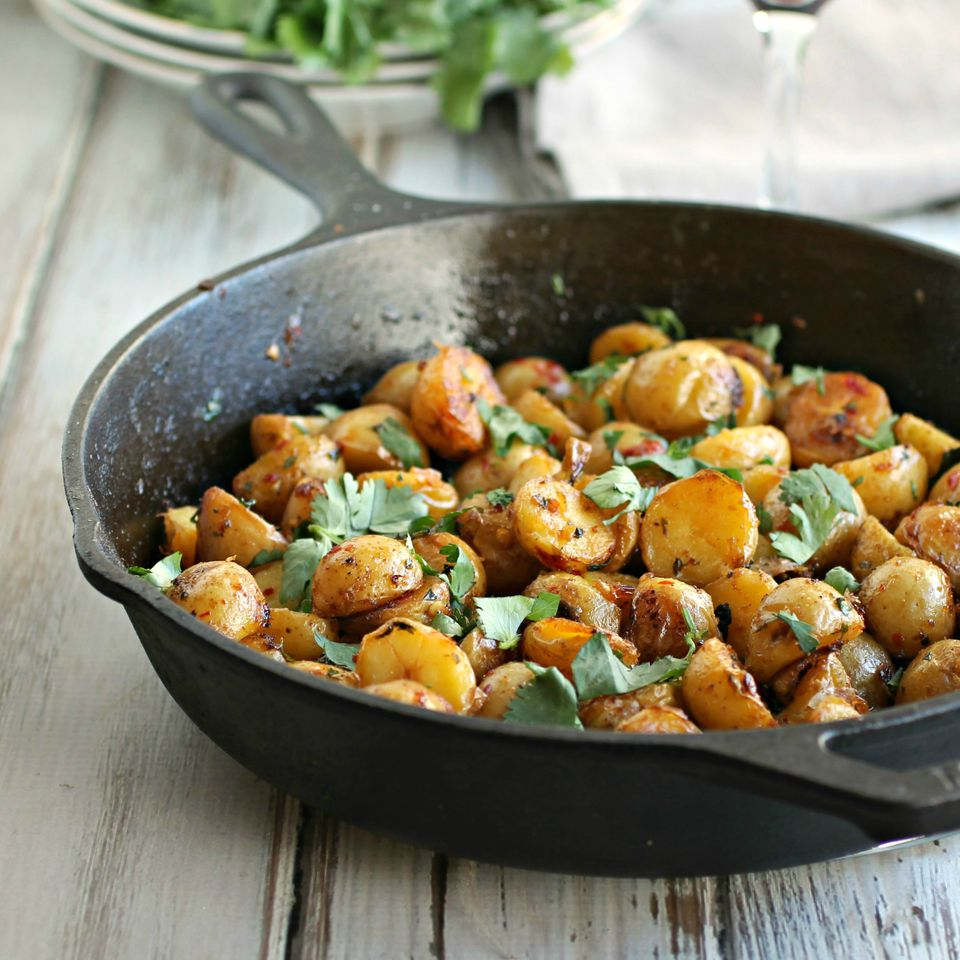 Middle Eastern Potatoes