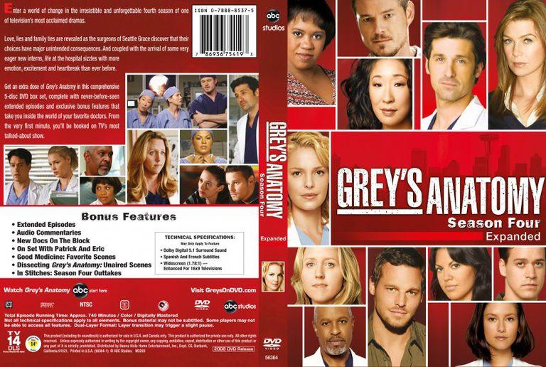 Greys Anatomy Season 4 Synopsis Main Themes To Know
