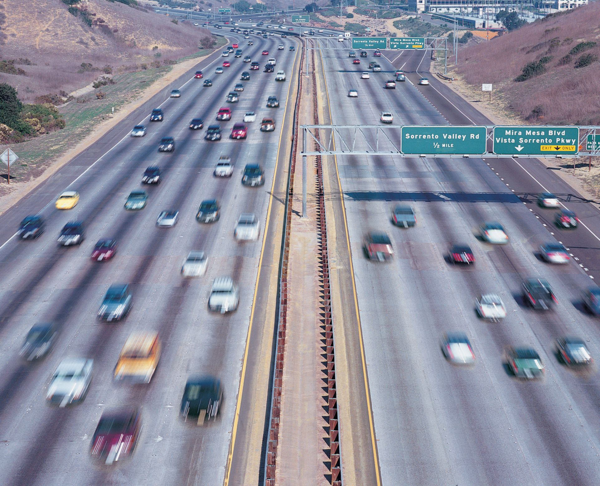 San diego freeways your guide to the road for Us motors san diego