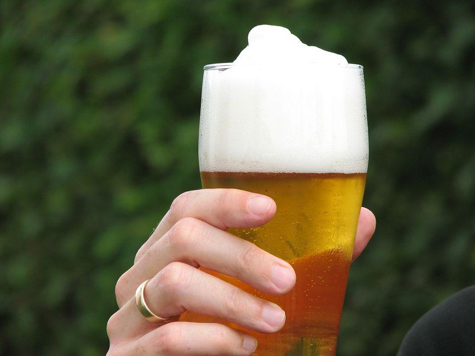 Raising a glass to summer