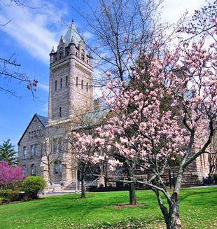 Ohio Wesleyan University Gray Chapel