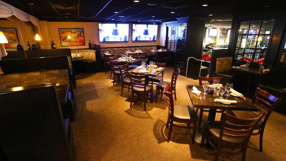 Dining Room at Bellini's Underground