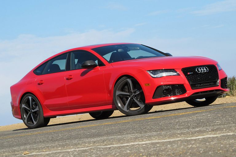 Audi Rs7 0 60 >> Ten of the Best Cars for Fathers