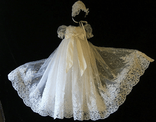 angela west christening gowns