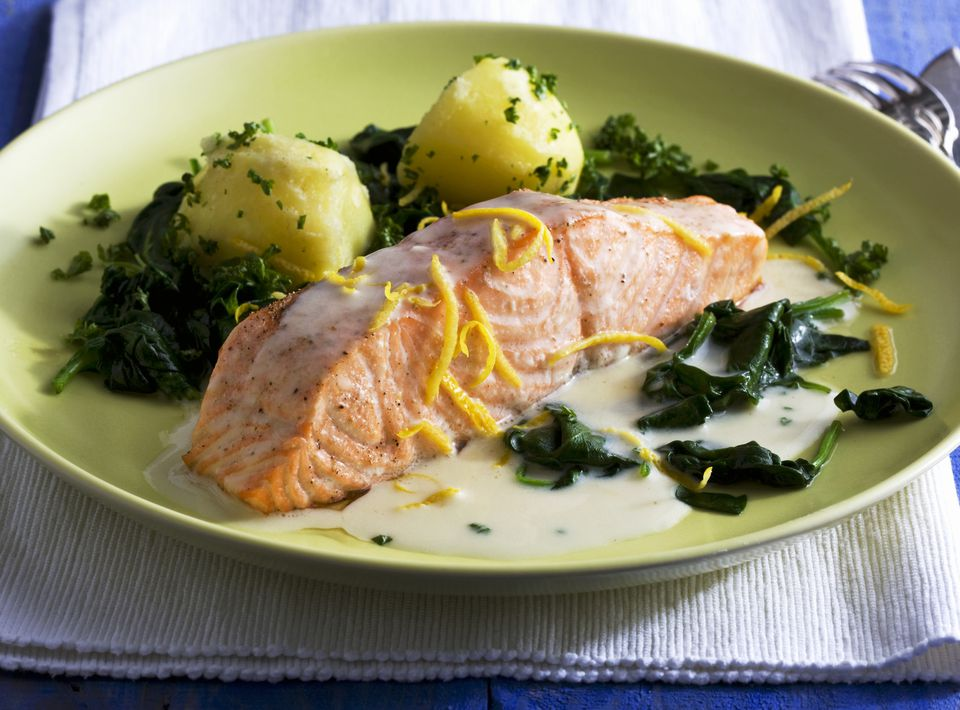 7 low fat fish and seafood recipes