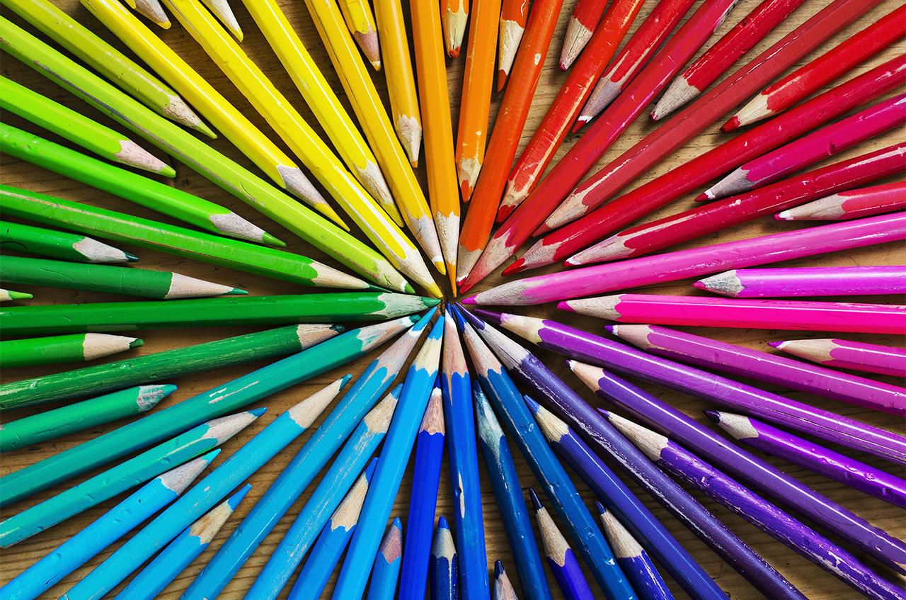colors and their meanings for graphic artists
