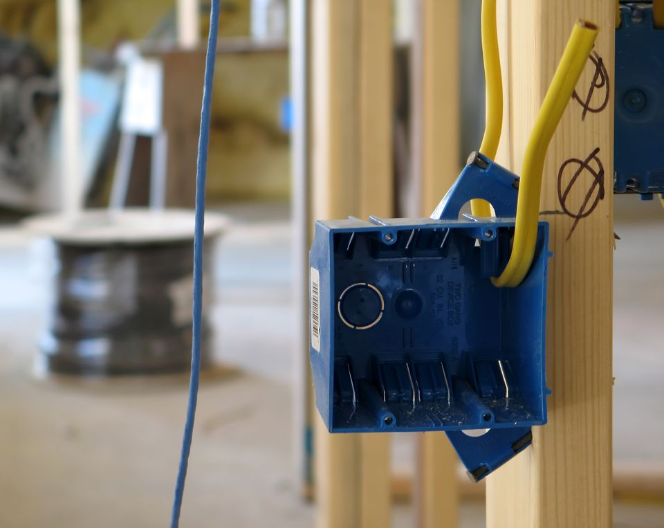 Quickly Measure Electrical Outlet And Switch Height