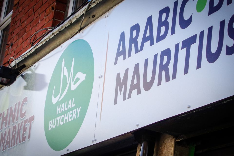Halal ... is it meat you're looking for? No problem in Ireland