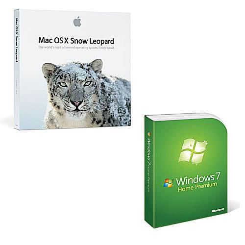 File Sharing: Win 7 and Snow Leopard: Introduction