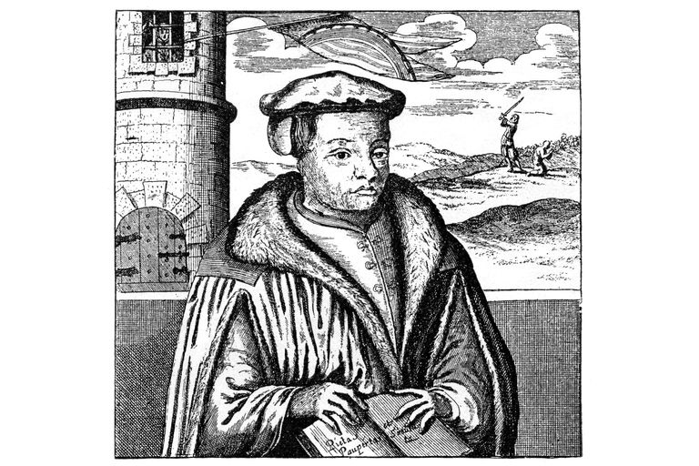 Thomas Muntzer German Peasants War