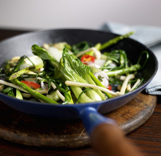 Bok Choy Information and recipes
