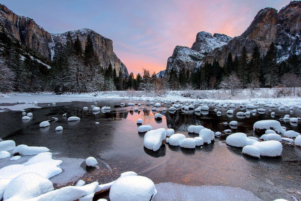 Yosemite: 5 Great Holiday Getaways Near Silicon Valley