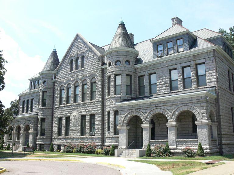 Pickford Hall at Virginia Union University