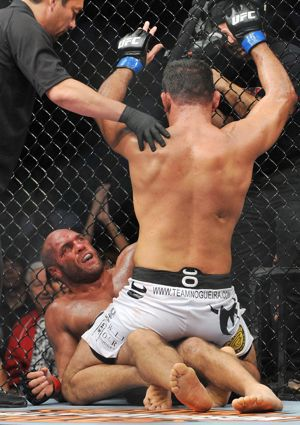 Nogueira vs. Couture