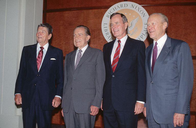 Republican presidents
