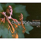 Oum Kalsoum - The Legend