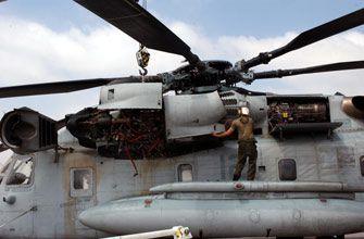 Marine Corps Crew Chiefs