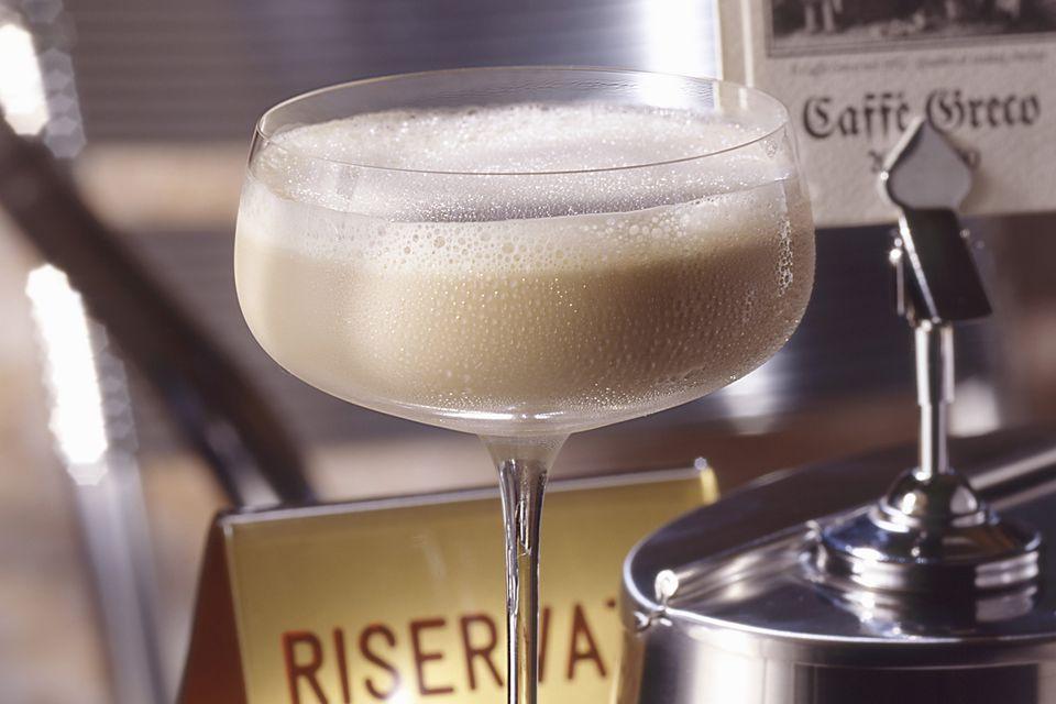Brandy nightcap