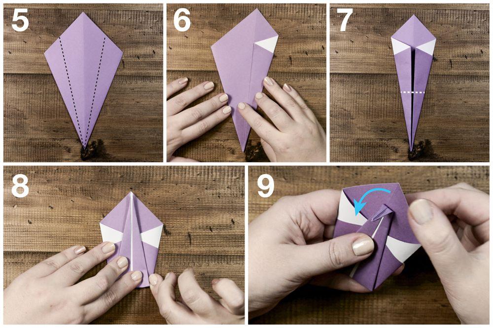 Origami Birds   667x1000