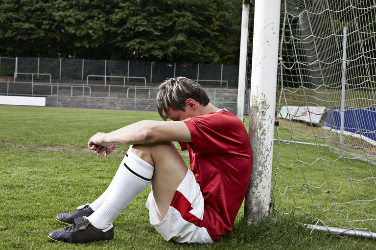 Sports performance anxiety can be devastating.