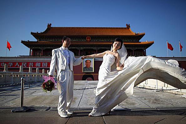 Chinese Wedding Pictures