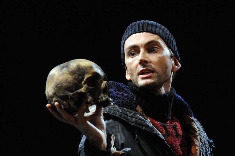 UK - Royal Shakespeare Company's 'Hamlet' Performance