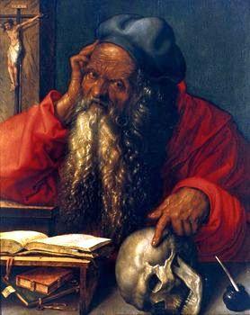 St. Jerome, by Albrecht Durer