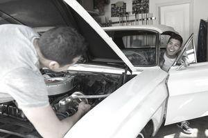 Rebuild a Salvage Car