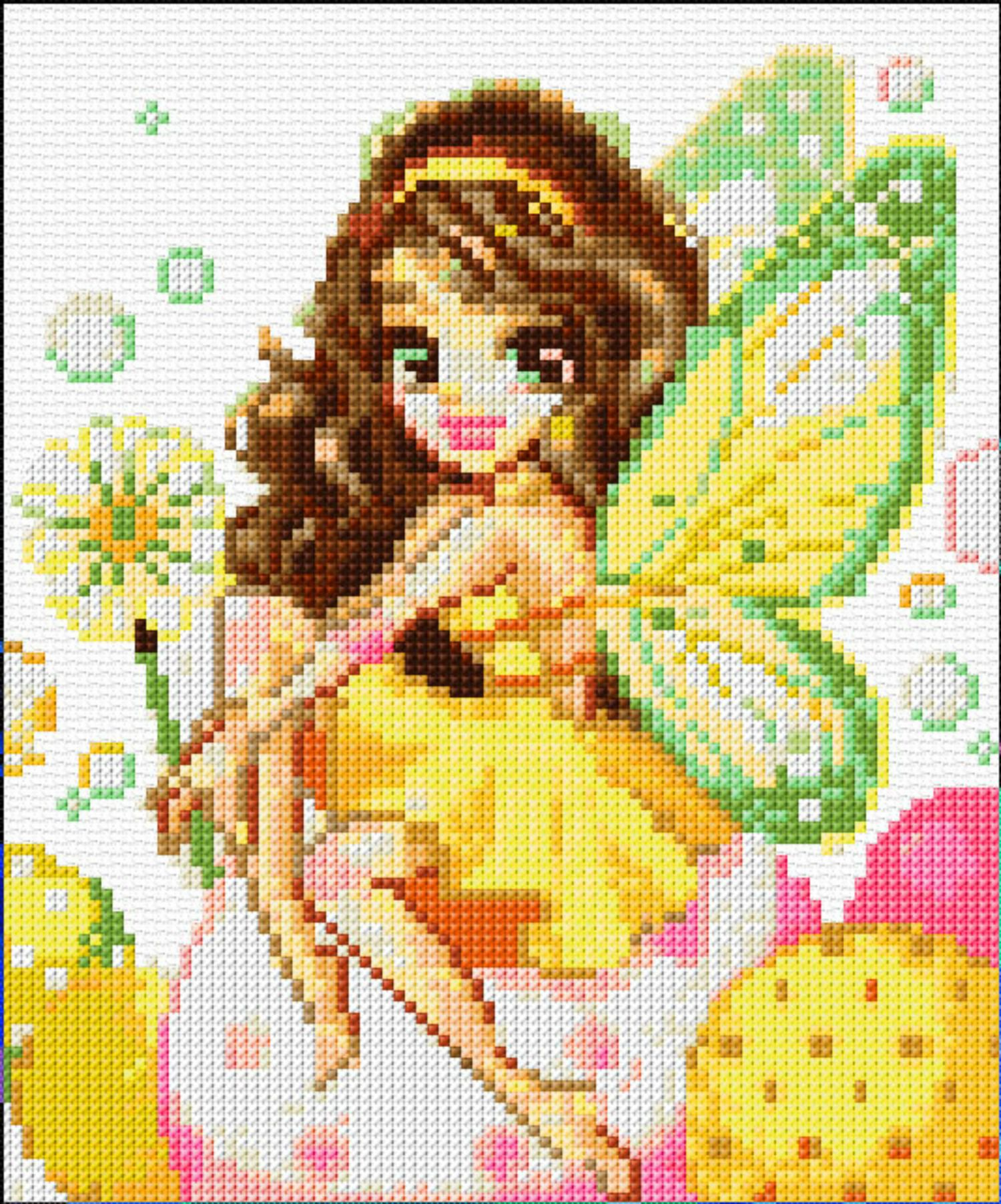 23 cross stitch patterns for easter