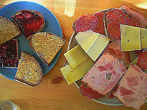 Butterbrot - German Sandwiches