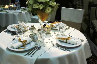All About Choosing Restaurant Linen