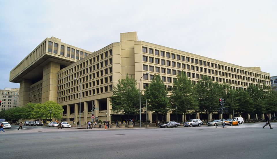 FBI Headquarters in Washington DC
