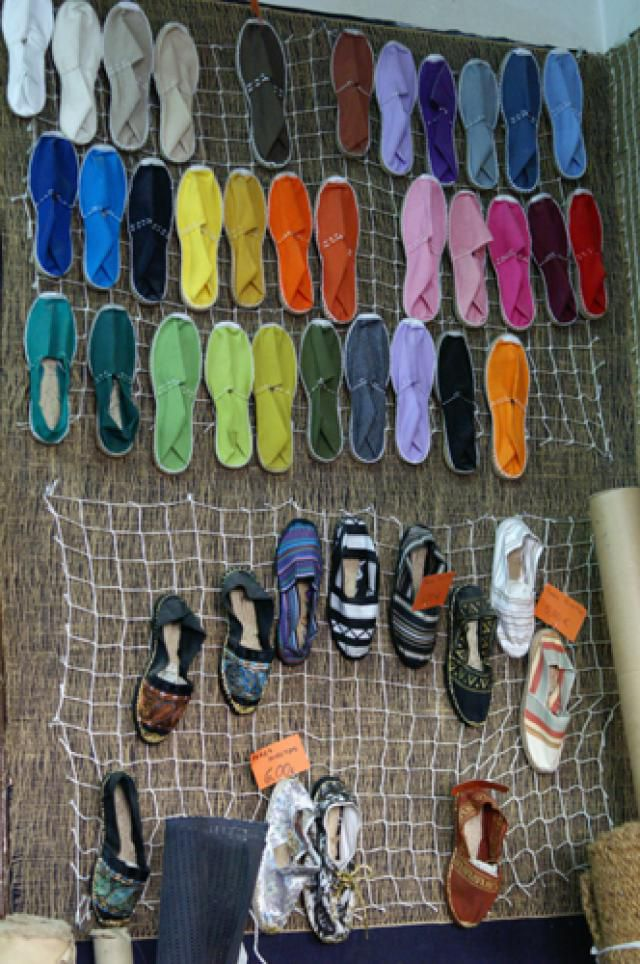 Espadrilles Traditional Rope Soled Shoes