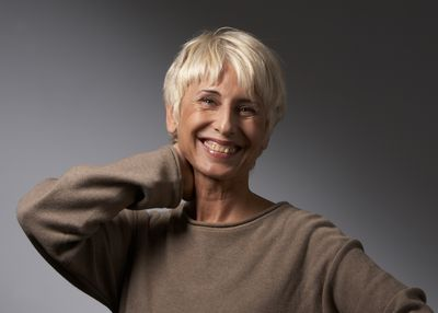 Elegant Pixie Haircuts for Older Women