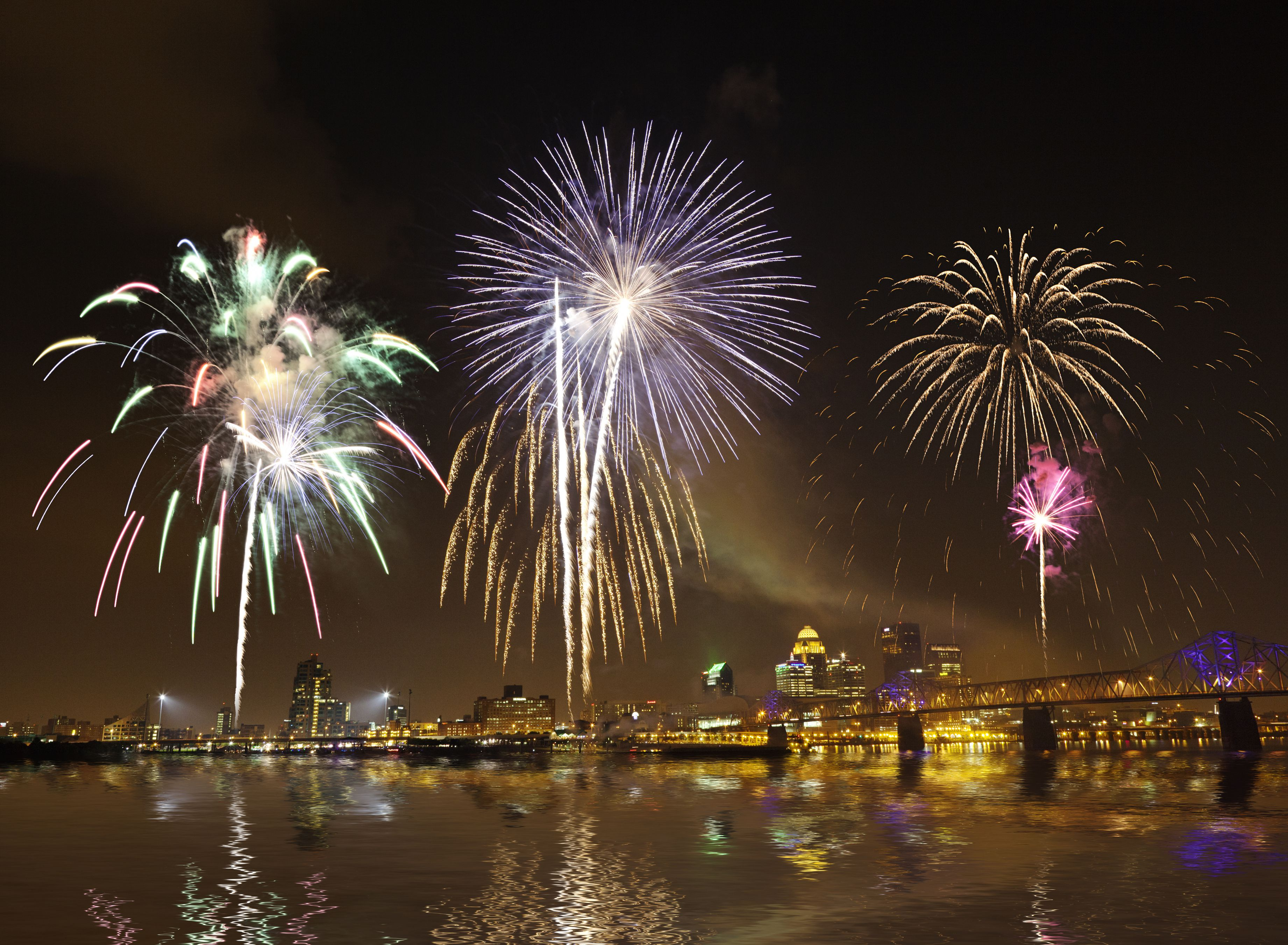 Where To Watch Thunder Over Louisville Fireworks
