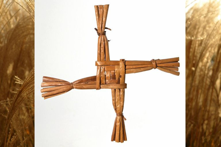 St. Brigit's Cross