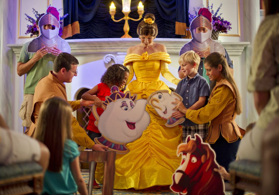 Enchanted Tales with Belle Disney World