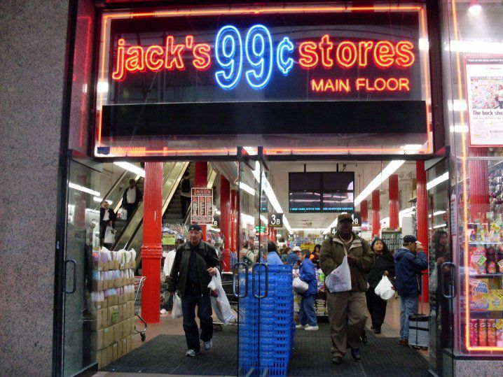 99 Cent Store Near Me in NYC