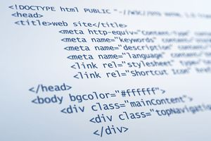 how to create a website with php and html