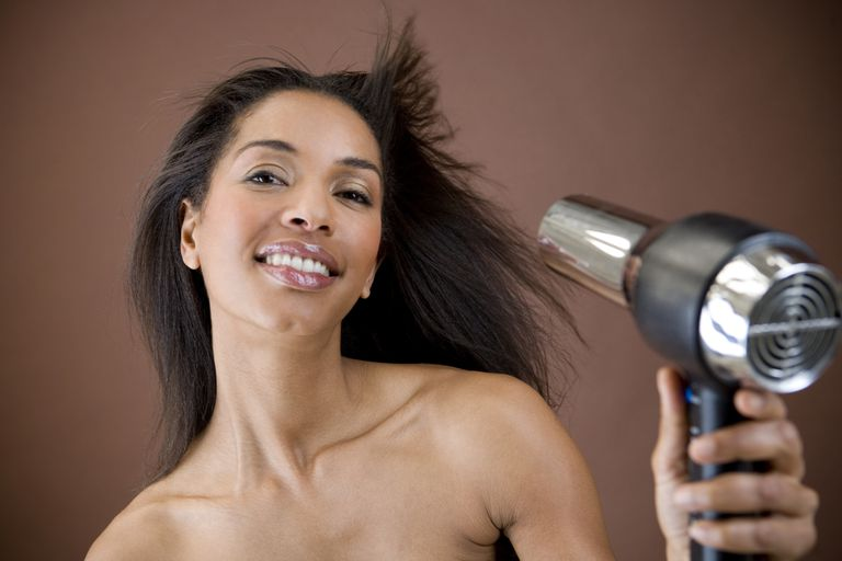 Applying too much heat to black hair is one of the worst things you can do.