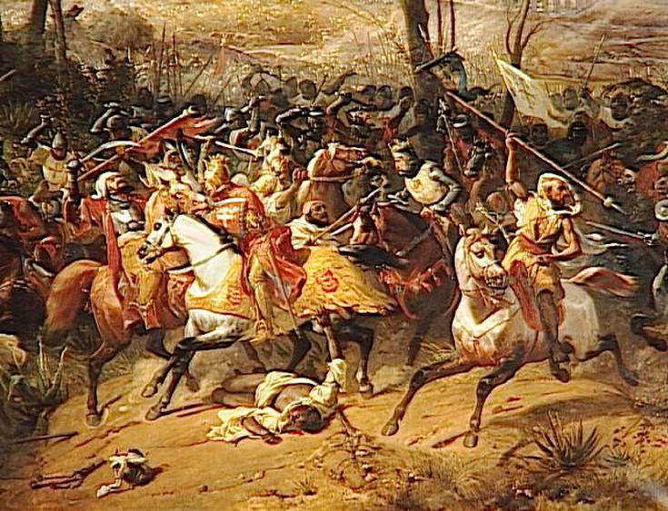 The Crusades And The Battle Of Hattin - Major battles of the crusades