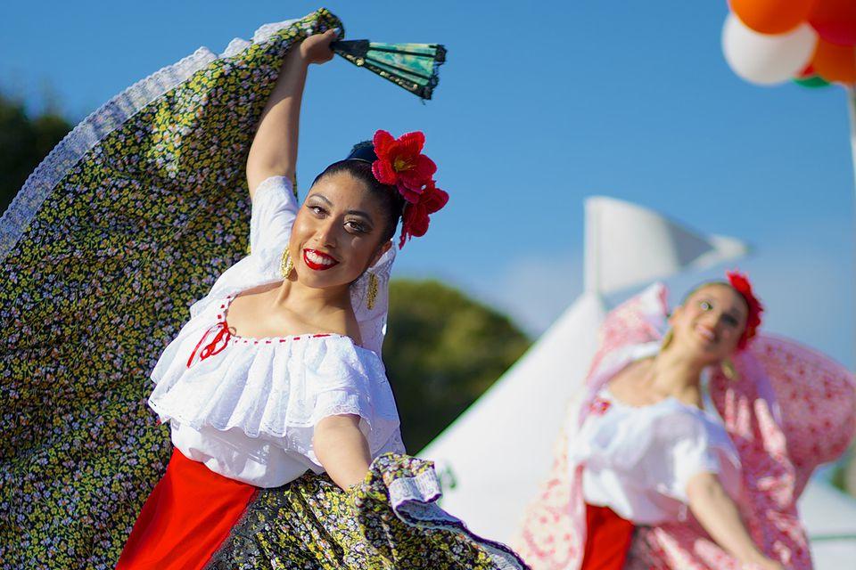 Ensambles Ballet Folklórico de San Francisco - San Francisco Cinco de Mayo Festival