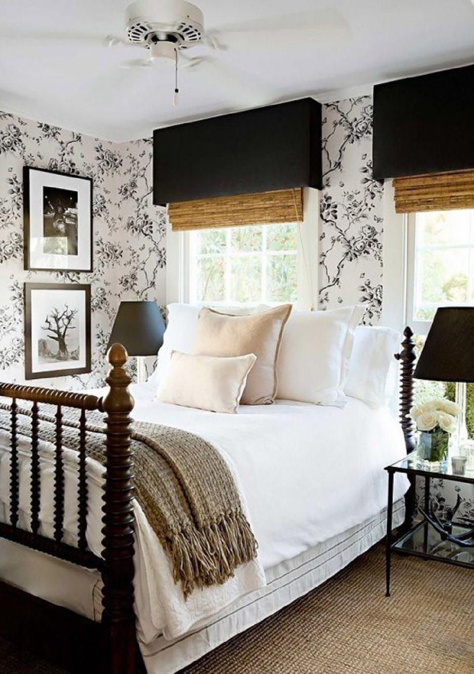 Farmhouse style bedroom ideas for Style of bedroom designs