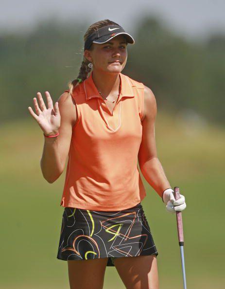 Alexis Thompson 2009 Navistar LPGA Classic