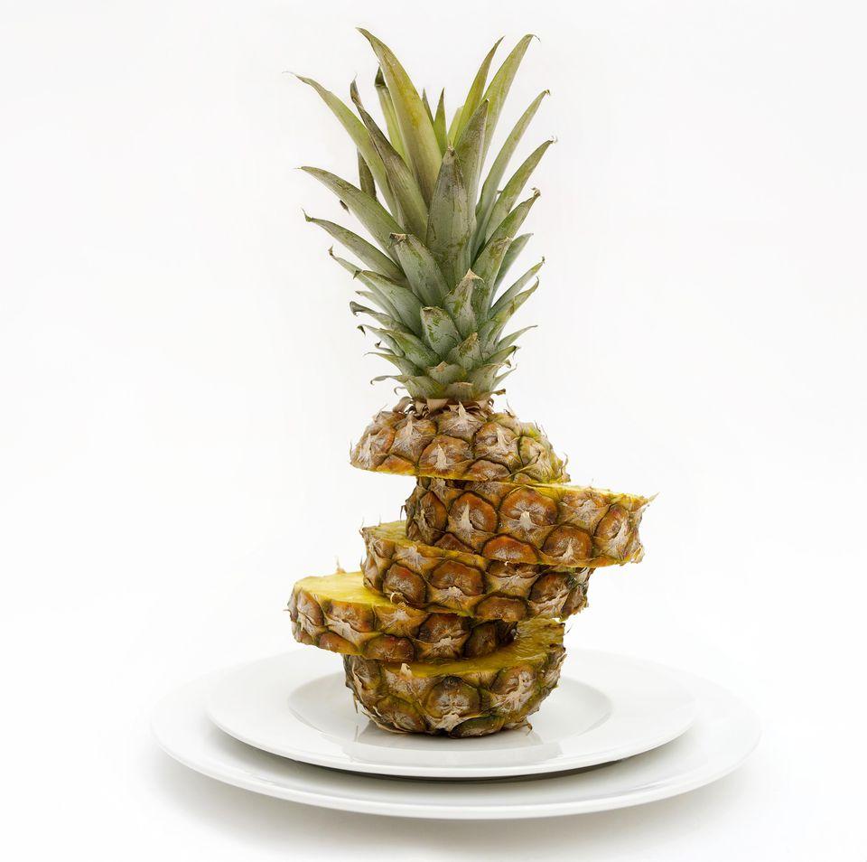 Hawaiian Turkey Brine with Pineapple