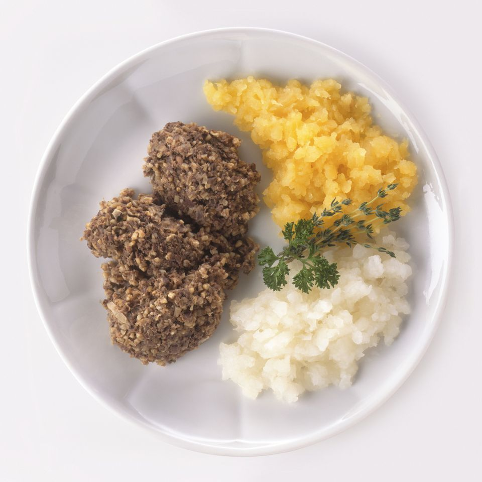 Hogmanay dishes