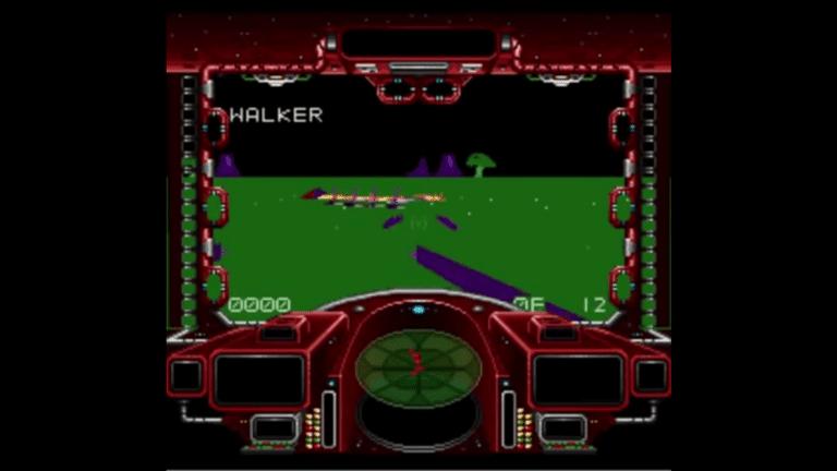 NESglider Screens