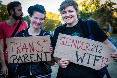A Teen Wonders, Am I Trans